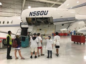 aviation-camp airplane-mechanic